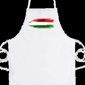 Hajrá Magyarország – Basic kötény