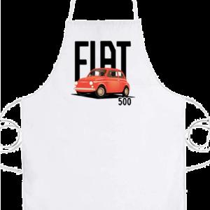 Fiat 500 – Prémium kötény