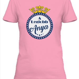 A legjobb anya – Női póló