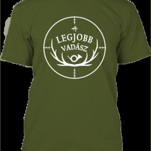 A legjobb vadász – Férfi póló