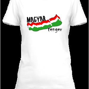 Balaton- Női póló