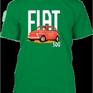 Fiat 500 – Férfi póló