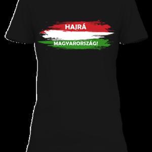 Hajrá Magyarország – Női póló