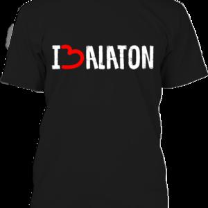I love Balaton – Férfi póló