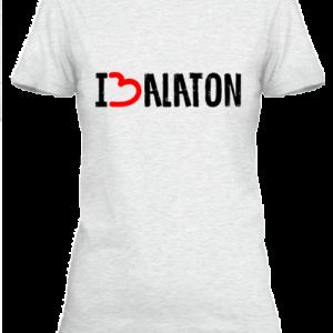 I love Balaton – Női póló