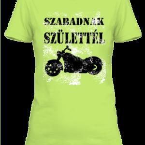 Motor 3 – Női póló