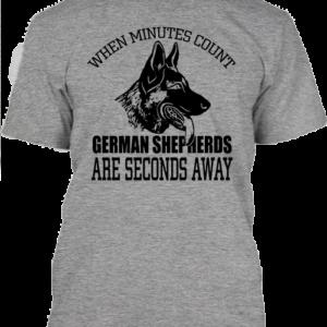 Németjuhász – Férfi póló