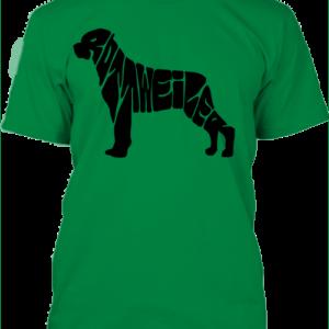Rottweiler – Férfi póló