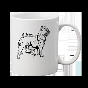 I love french bulldog francia bulldog – bögre