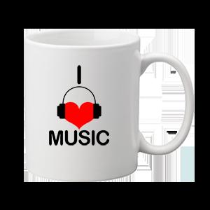 I love music – bögre