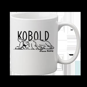 Kobold francia bulldog – bögre