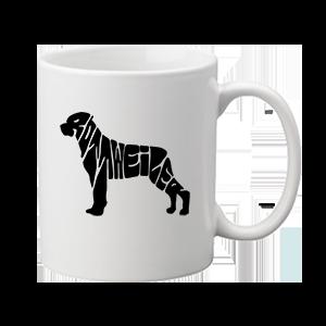 Rottweiler – bögre