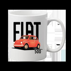 Fiat 500 – bögre