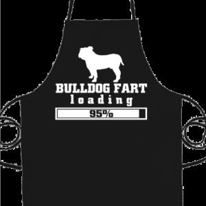 Bulldog fart – Prémium kötény
