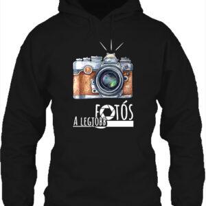 A legjobb fotós 2 – Unisex kapucnis pulóver