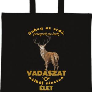 Suhog az erdő szarvas vadászat – Basic rövid fülű táska