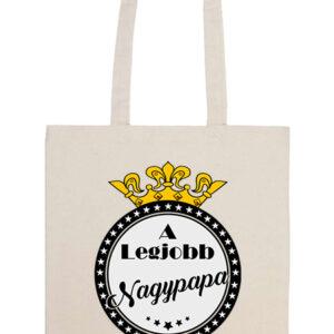 A legjobb nagypapa – Basic hosszú fülű táska
