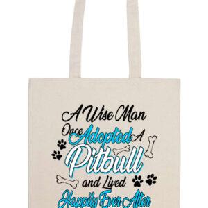 Adopted pitbull – Prémium hosszú fülű táska