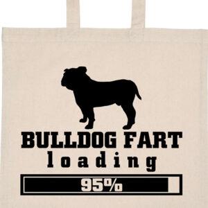 Bulldog fart – Basic rövid fülű táska