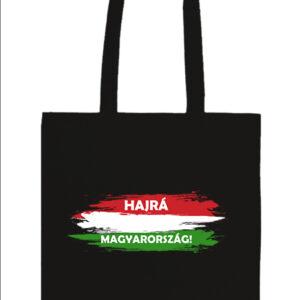 Hajrá Magyarország – Prémium hosszú fülű táska