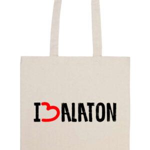 I love Balaton – Basic hosszú fülű táska