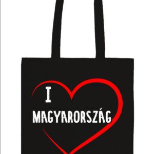 I love Magyarország – Basic hosszú fülű táska