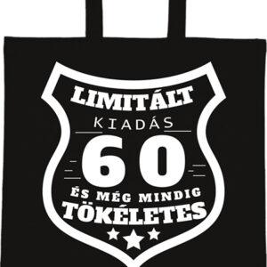 Limitált kiadás 60 – Basic rövid fülű táska