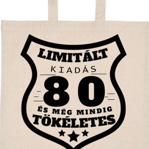 Limitált kiadás 80 – Basic rövid fülű táska