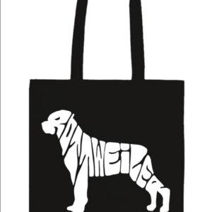 Rottweiler – Basic hosszú fülű táska