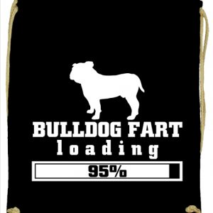 Bulldog fart – Prémium tornazsák