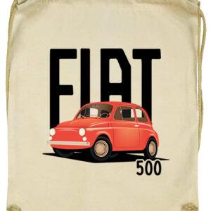 Fiat 500- Basic tornazsák