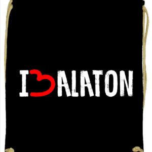 I love Balaton – Prémium tornazsák