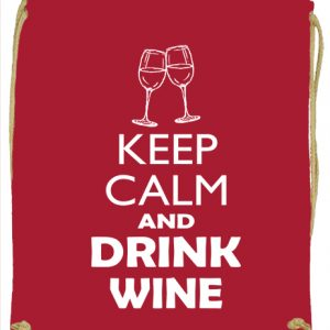 Keep calm bor – Prémium tornazsák