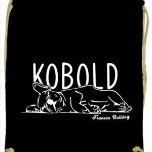 Kobold francia bulldog – Prémium tornazsák