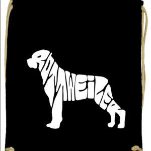 Rottweiler- Basic tornazsák