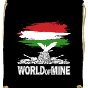 World of mine- Basic tornazsák