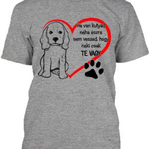 Ha van kutyád – Férfi póló