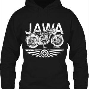 Jawa – Unisex kapucnis pulóver
