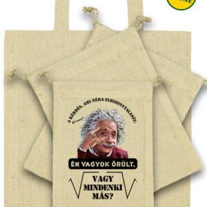 Mindenki őrült Einstein – Táska szett
