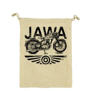 Jawa – Vászonzacskó közepes