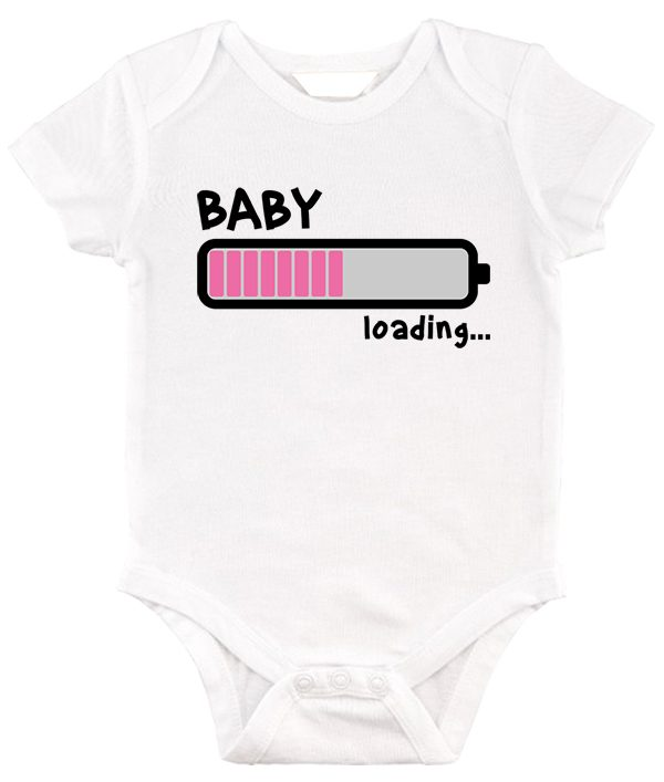 Baby body Loading lány