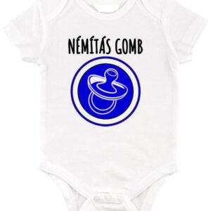 Némítás gomb fiú – Baby body