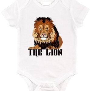 The lion_Az oroszlán – Baby body
