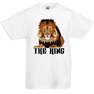 The king – Gyerek póló