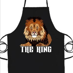 The king- Basic kötény