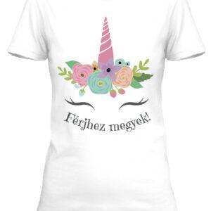 Férjhez megyek- Női póló