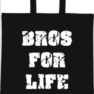 Bros for life – Basic rövid fülű táska