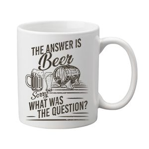 The answer is beer – Bögre