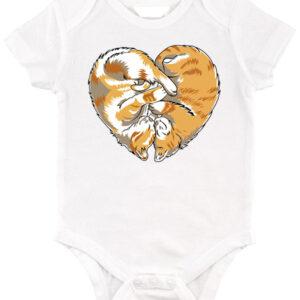 Cica szív – Baby Body