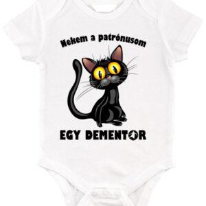 Patrónus cica – Baby Body